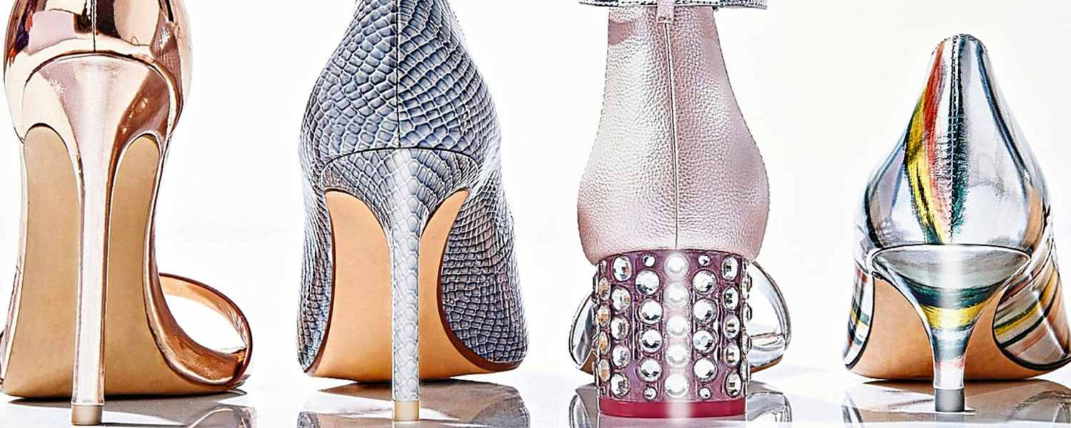 The Median and the ideal heel size
