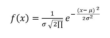 Gauss Formula