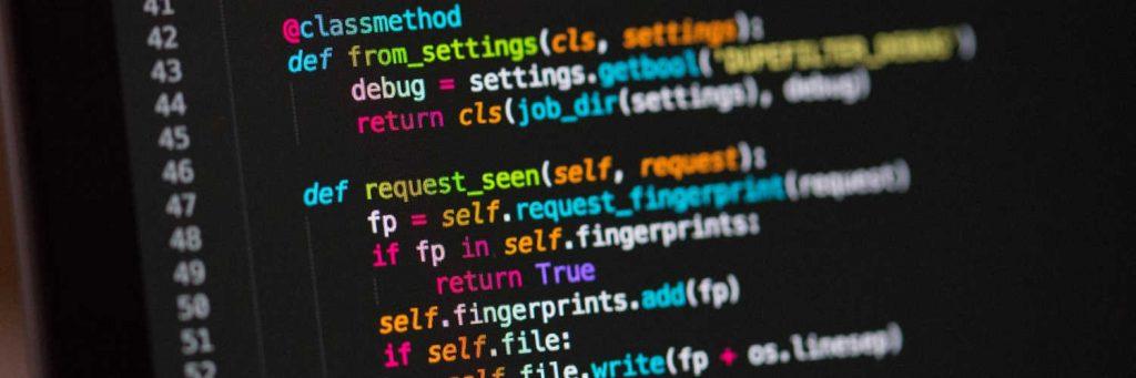 Programmazione Python Header