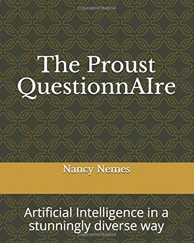 The Proust QuestionnAIre Book